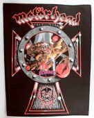 Motorhead - 'Bomber' Giant Backpatch